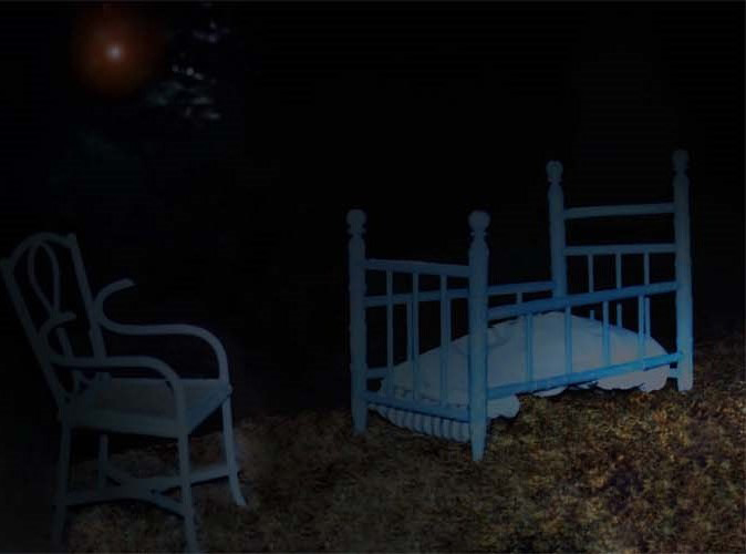 Essi compaiono dal nulla nella buia notte del bosco – Anno 2010 (3 parte)